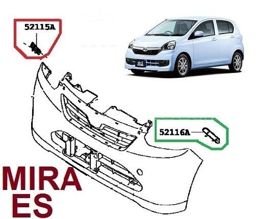 PARTS for Daihatsu MIRA ES Image-1