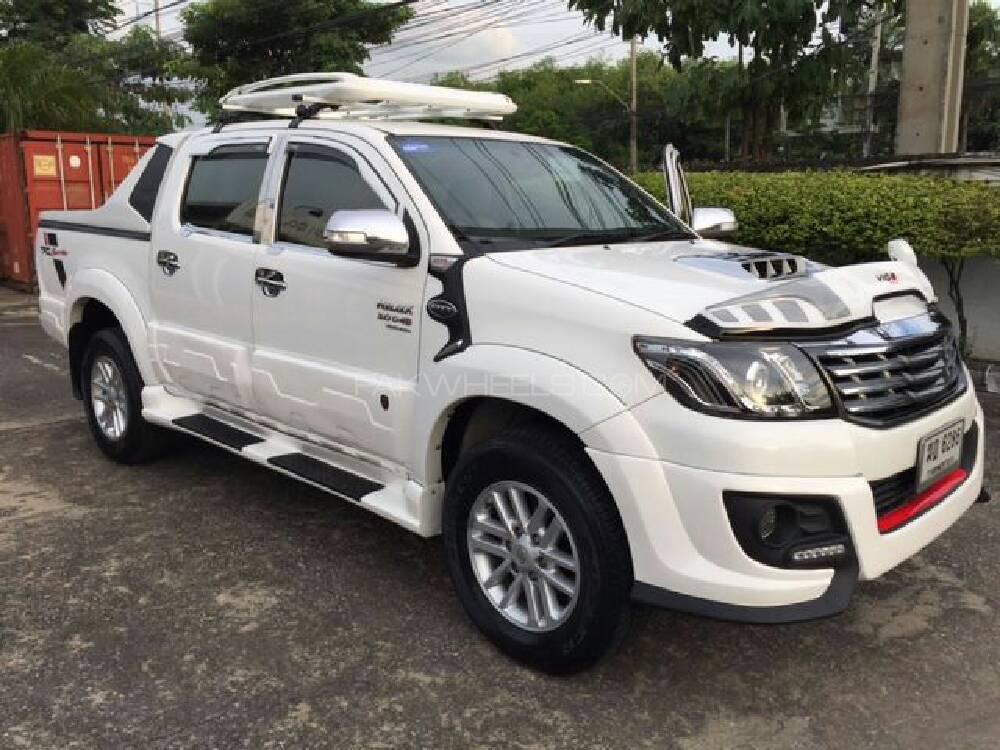 Toyota Hilux 2012 4x4 Autos Post