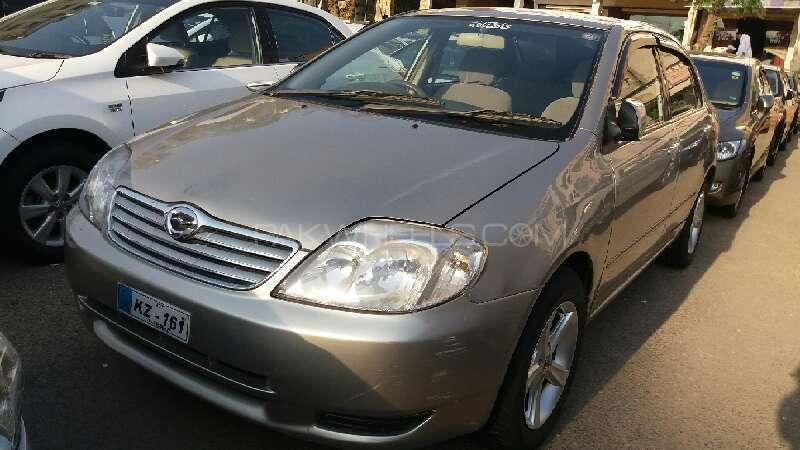 Toyota Corolla X 1.5 2003 Image-1