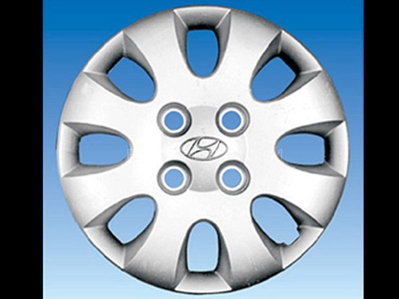"Biturbo Hyundai Wheel Covers 13"" - BT-53 Image-1"