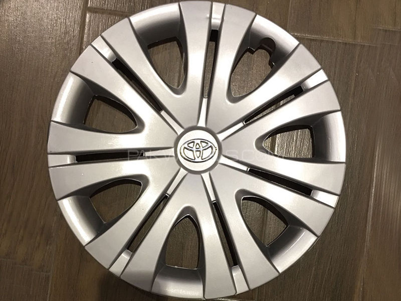 "Biturbo Toyota Wheel Cover 15"" - BT-2115 Image-1"