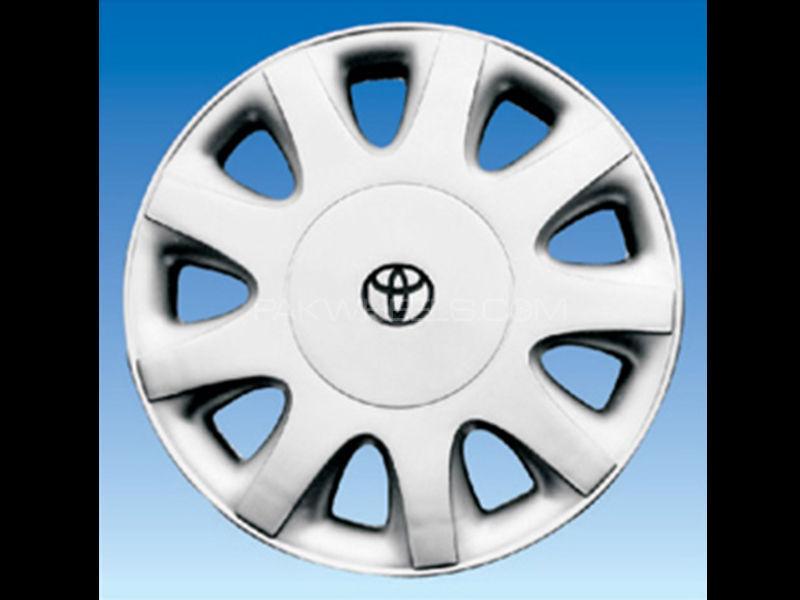 "Biturbo Toyota Wheel Covers 13"" - BT-96 Image-1"
