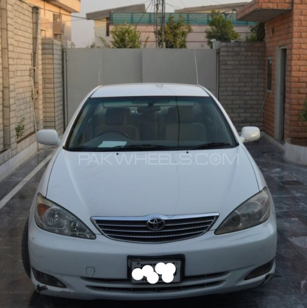 Toyota Camry Up-Spec Automatic 2.4 2002 Image-1