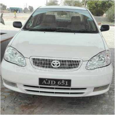 Toyota Corolla 2.0D 2005 Image-1