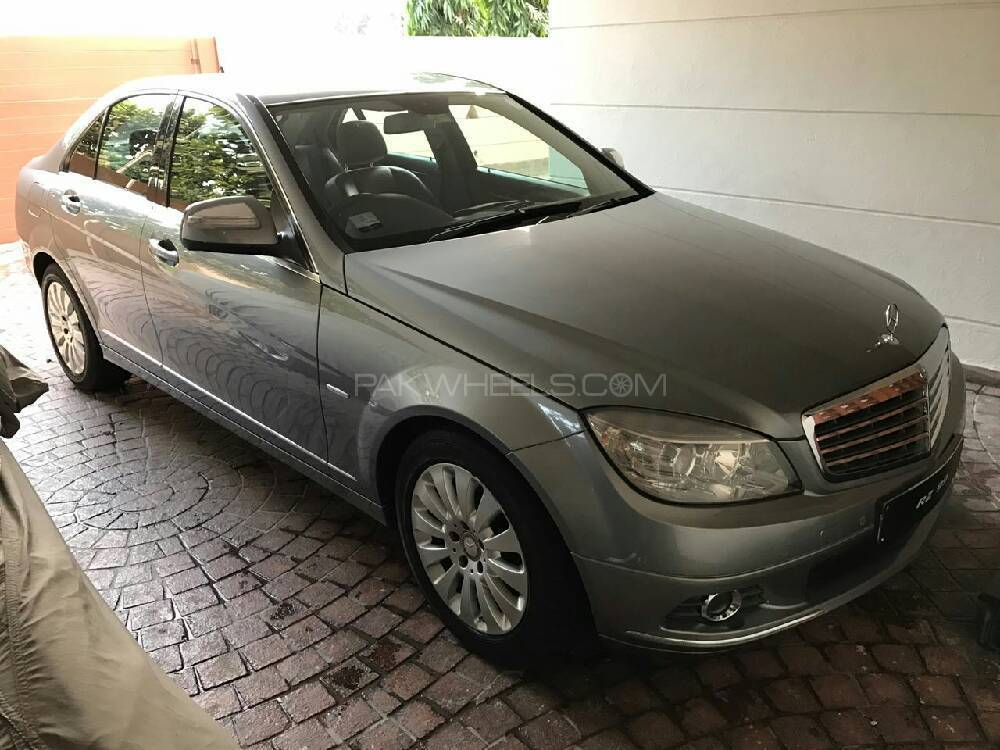 Mercedes benz c class c180 2008 for sale in lahore pakwheels for C180 mercedes benz