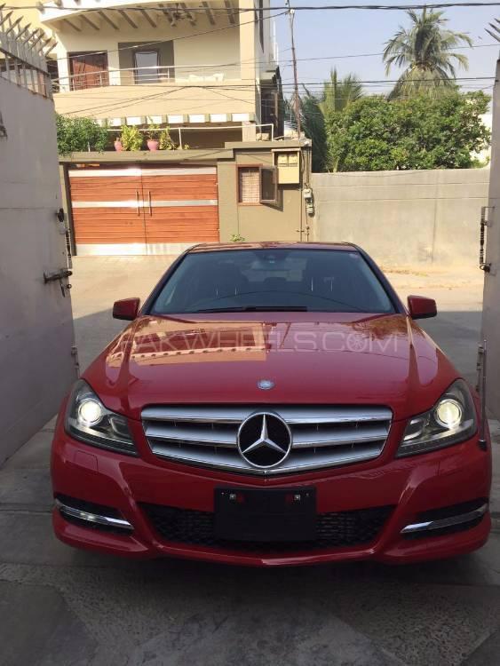 Mercedes benz c class c180 2013 for sale in karachi for Mercedes benz c180 for sale