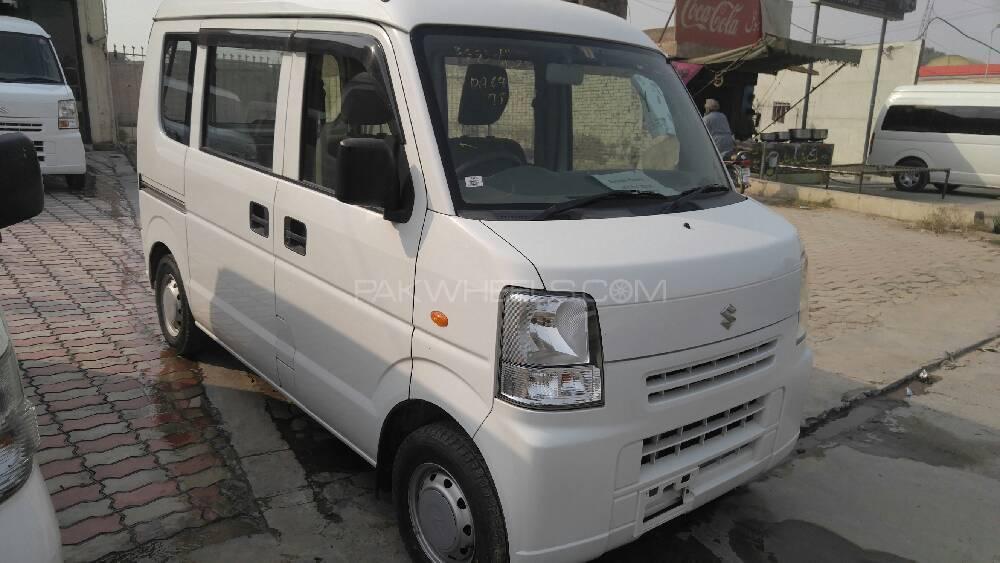 Suzuki Every GA 2013 Image-1