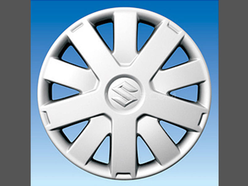 "Biturbo Suzuki Wheel Covers 12"" - BT-2033 Image-1"