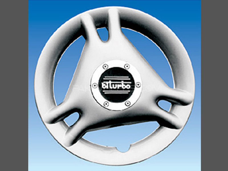 "Biturbo Wheel Covers 12"" , 13"" - BT-126 Image-1"