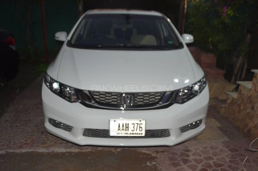 Honda Civic 2016 Image-1