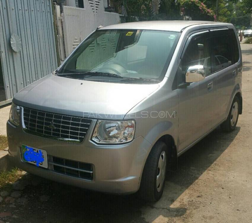 Mitsubishi Ek Wagon M Navi Collection 2012 Image-1