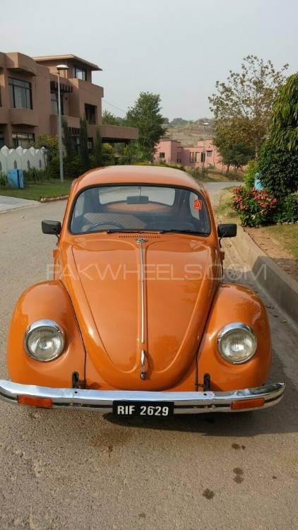 Volkswagen Beetle 1200 1975 Image-1