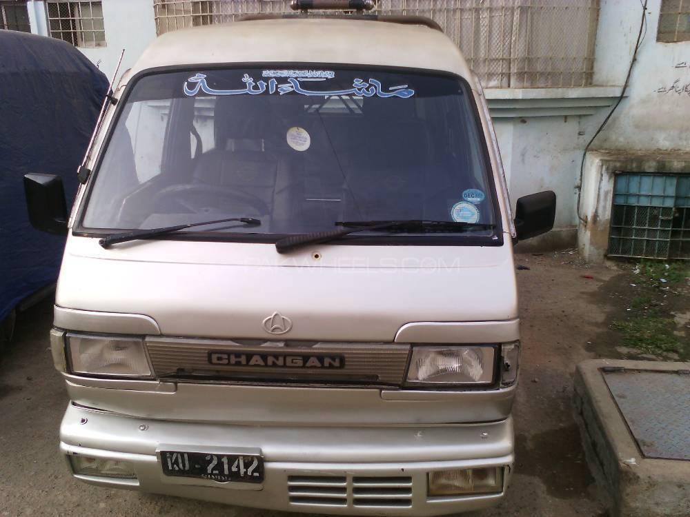 Changan Gilgit 2005 Image-1