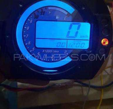 Digital meter colour changing Image-1