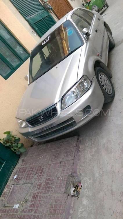 Honda City EXi 2000 Image-1
