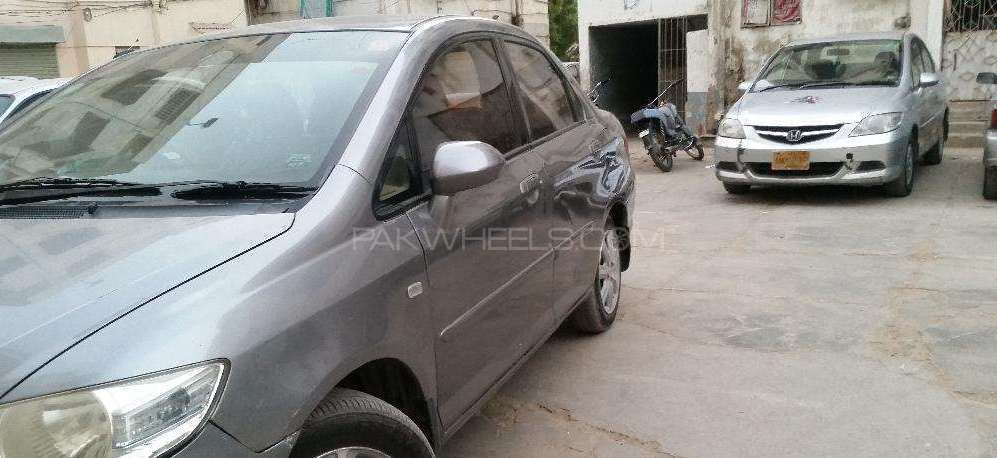Honda City VTEC Steermatic 2006 Image-1