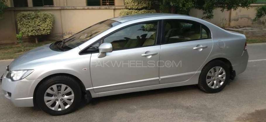 honda civic vti 1 8 i vtec 2009 for sale in islamabad pakwheels. Black Bedroom Furniture Sets. Home Design Ideas