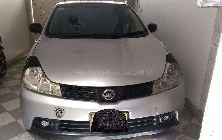 Nissan Wingroad Axis 1.5 2007 Image-1
