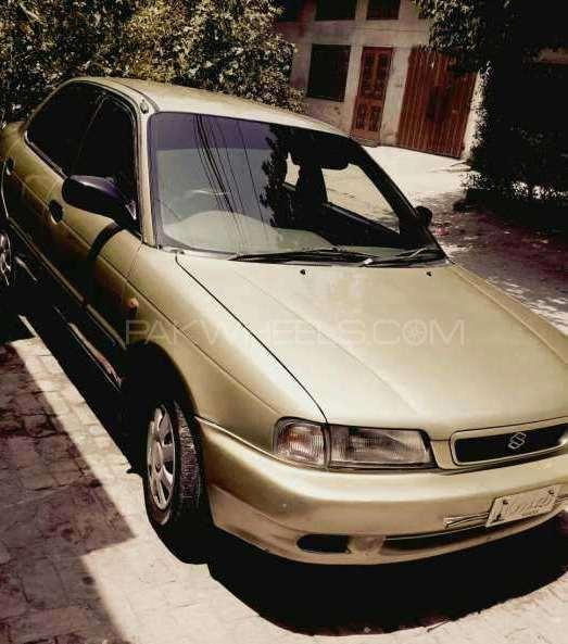 Suzuki Baleno GTi 1.6 1999 Image-1