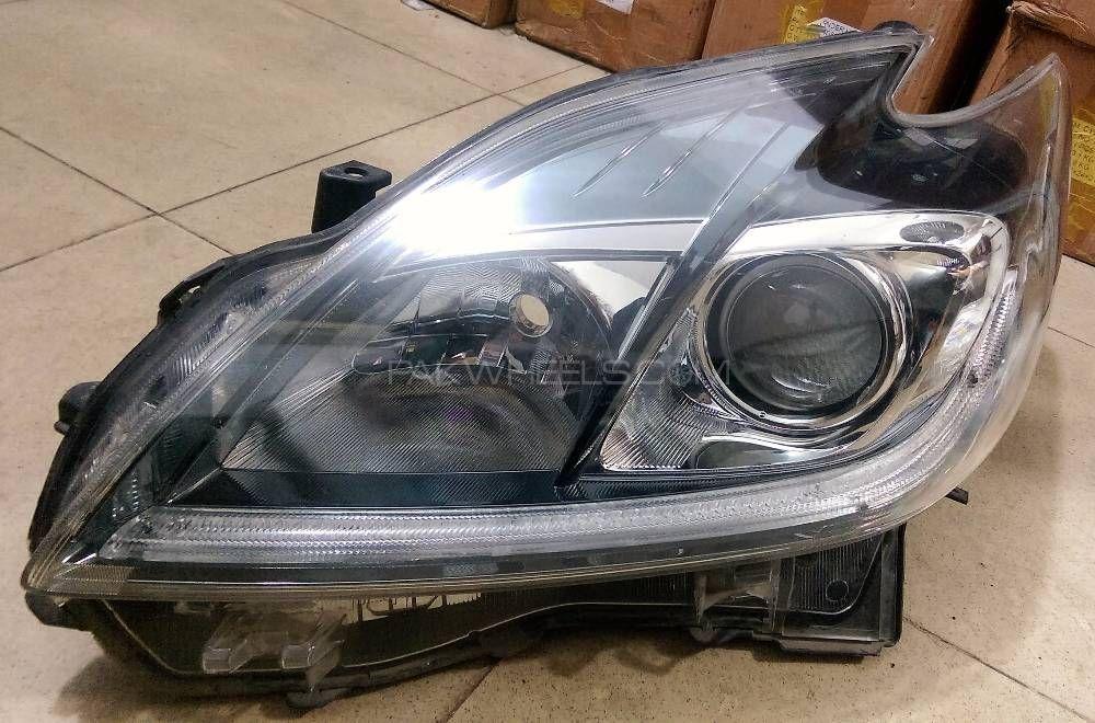 Toyota Prius 2014 Head Light Left Side Genuine (ZVW-30) Image-1
