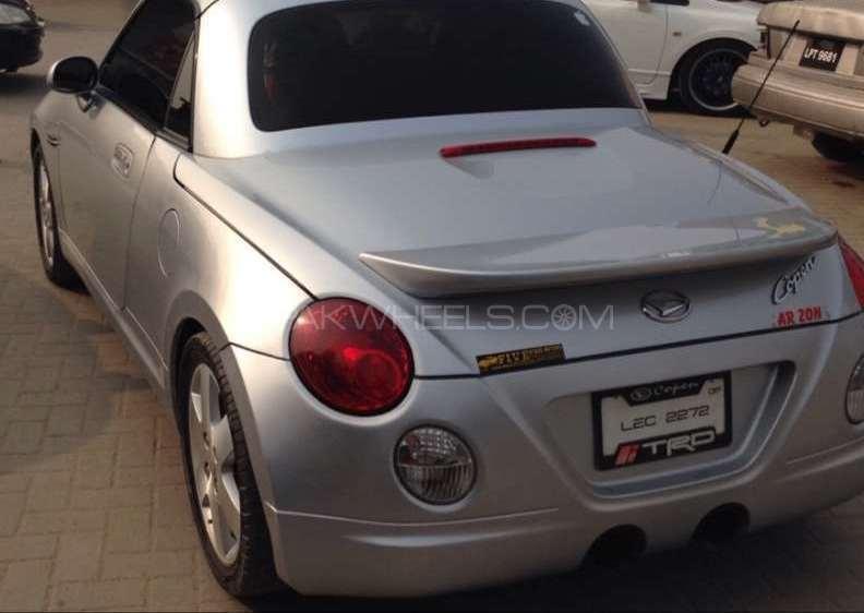 Daihatsu Copen Ultimate Edition II 2005 Image-1