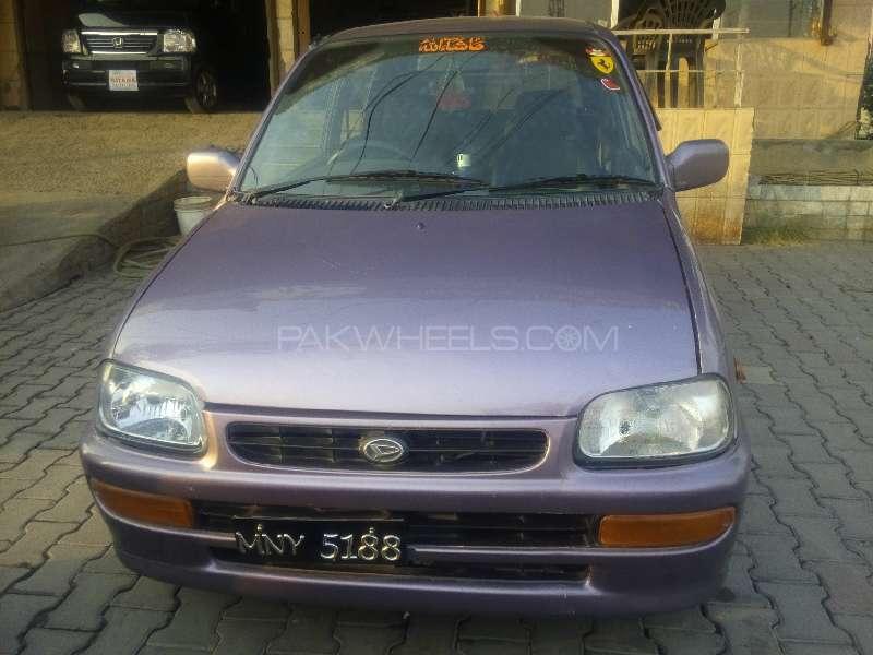 Daihatsu Cuore CX Eco 2000 Image-1