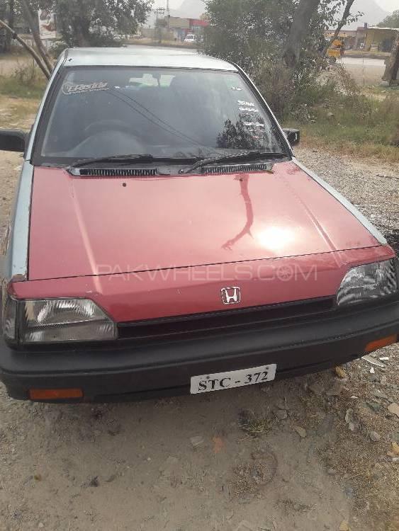 Honda Civic EL 1984 Image-1