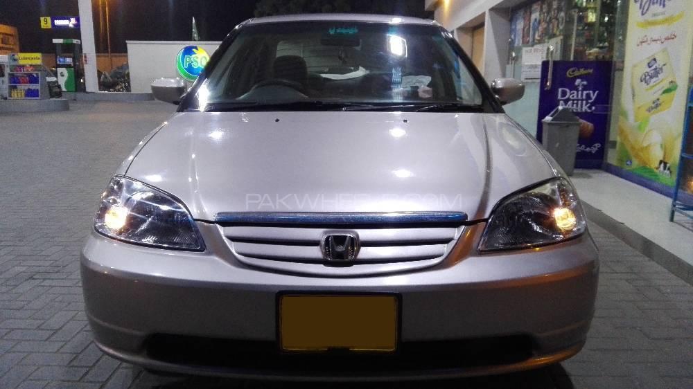 Honda Civic EXi 2002 Image-1