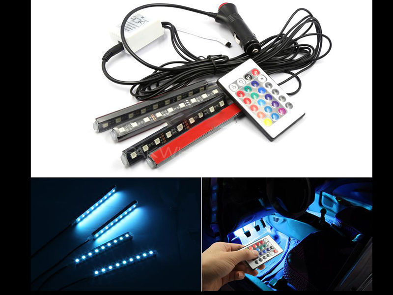 SMD Technology Atmosphere Lights - With Remote Image-1