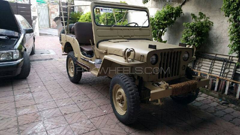 Willys M38 1960 Image-1