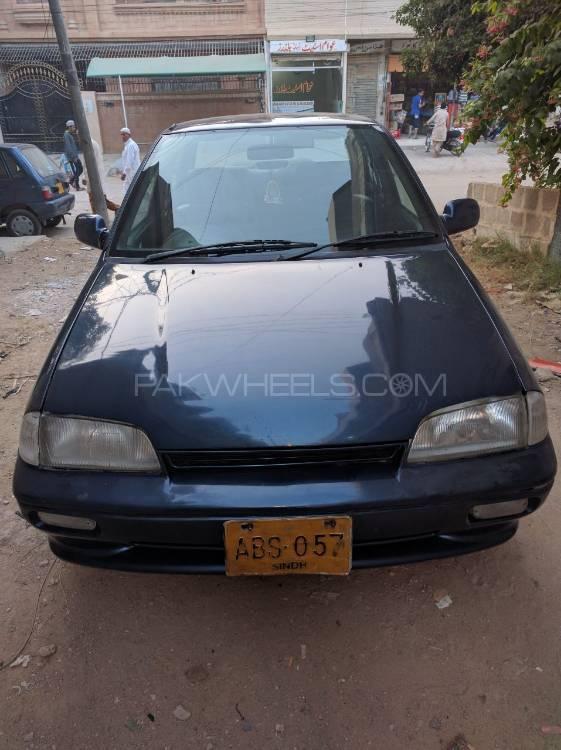 Suzuki Margalla GLX 1998 Image-1