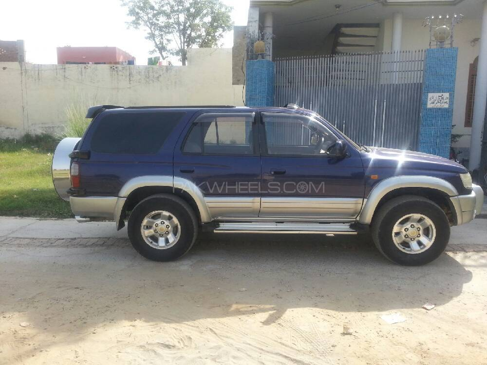 Toyota Surf SSR-X 3.0D 1995 Image-1