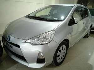 Toyota Aqua 2014 for Sale in Lahore