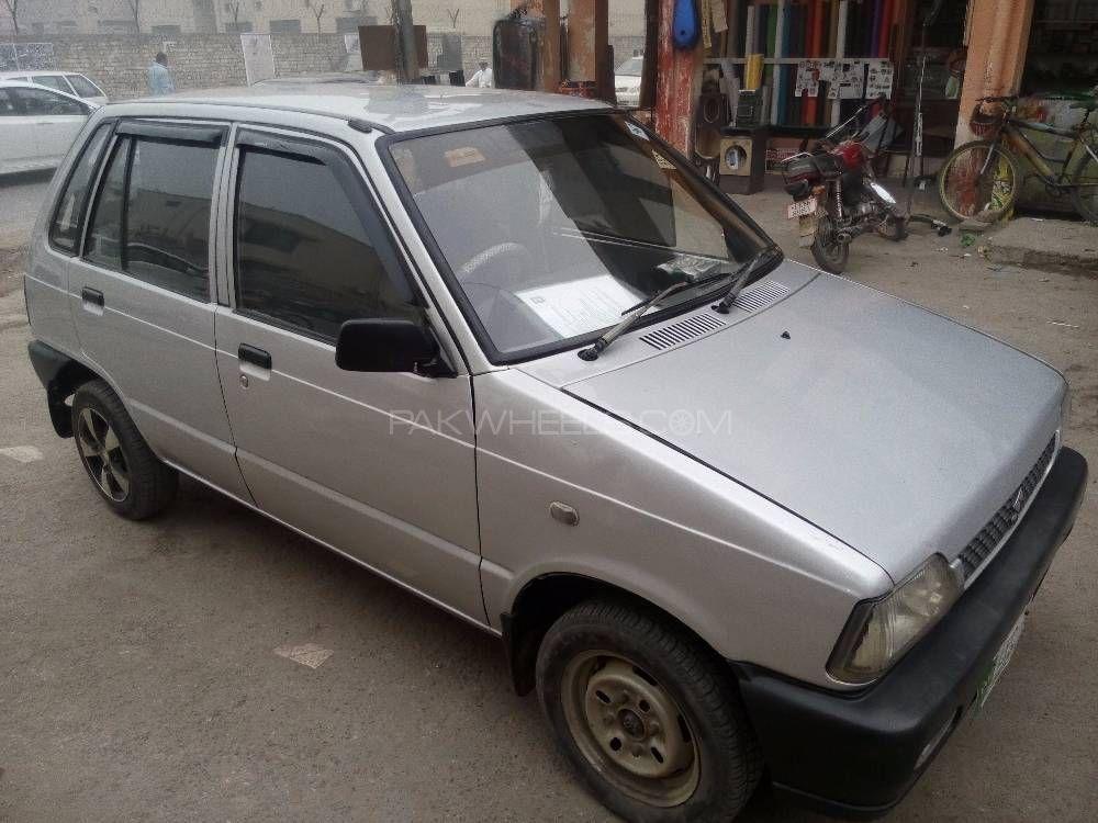 Suzuki Mehran 2007 Image-1
