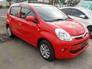 Toyota Passo + Hana Apricot Collection 1.0 2014 for Sale in Lahore
