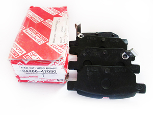 Toyota Prius 1.8 Genuine Rear Brake Pads 2009-2016 in Lahore