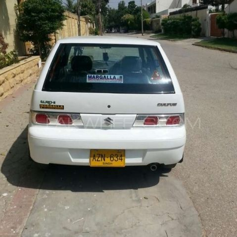 Suzuki Cultus VXRi 2013 Image-1