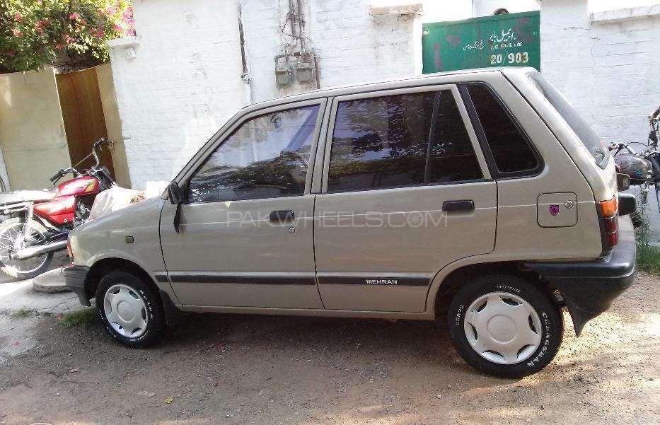 Suzuki Mehran VX (CNG) 2002 Image-1