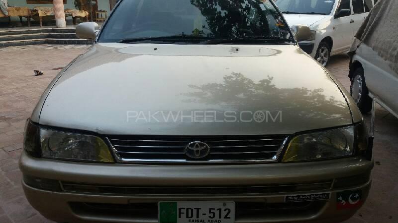 Toyota Corolla GL 1996 Image-1