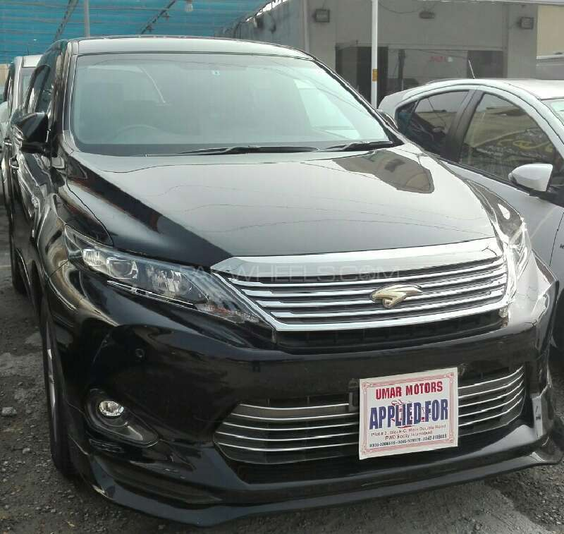 Toyota Harrier 2014 Image-1