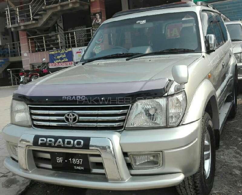 Toyota Prado TZ 3.4 1999 Image-1