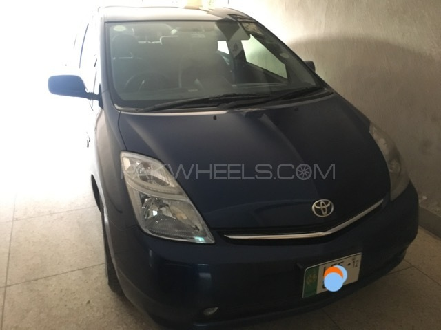 Toyota Prius G Touring Selection 1.5 2008 Image-1