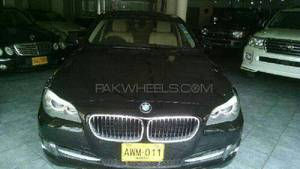 BMW 5 Series 528i 2012 for Sale in Karachi