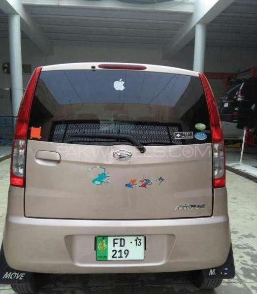 Daihatsu Move X 2008 Image-1