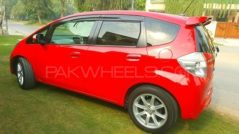 Honda Fit Navi Premium Selection 2011 Image-1