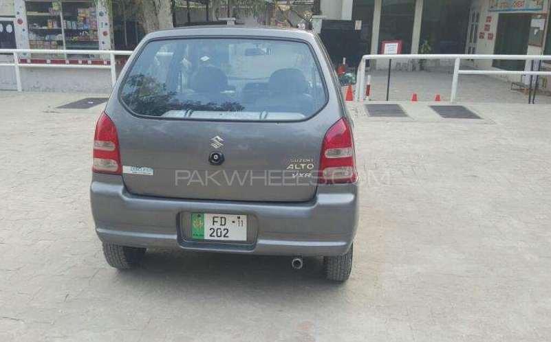 Suzuki Alto VXR 2011 Image-1