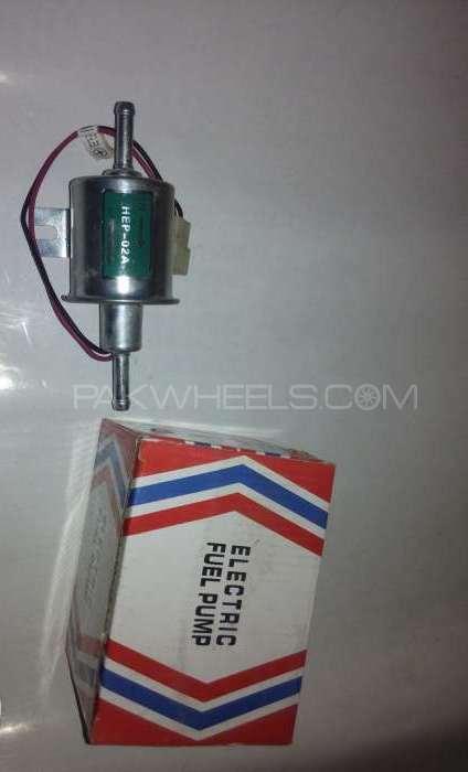 Fuel pump universal for 12volt model Image-1