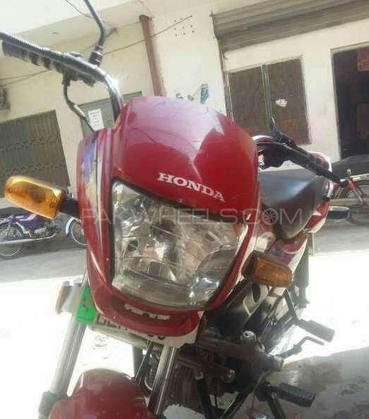Honda Pridor 2012 Image-1