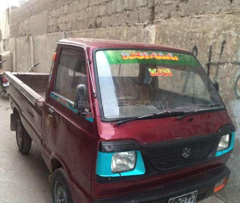 Suzuki Ravi 2011 Image-1