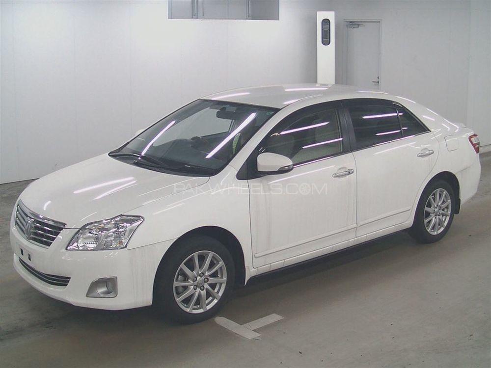 Toyota Premio X EX Package 1.8 2013 Image-1